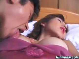 Asian Japanese MILF Nipples