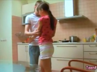 Kitchen Sister Teen