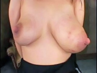 "Titty Destruction, Huge tits used like punching bags."" target=""_blank"