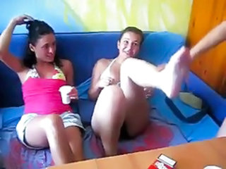 European Homemade Spanish Teen