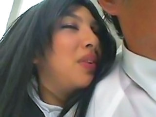 "Asian Hot Handjob in Bus"" target=""_blank"