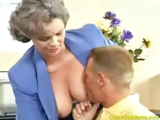 mad granny lady takes cock fucked in the agency