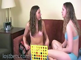 Amateur Game Lesbian Young