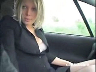 "French Amateurs - Maude Start In Car Than Home 1"" target=""_blank"