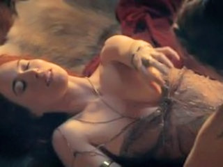 """Spartacus: Lucy Lawless and Jaime Murray 02"""" target=""""_blank"""