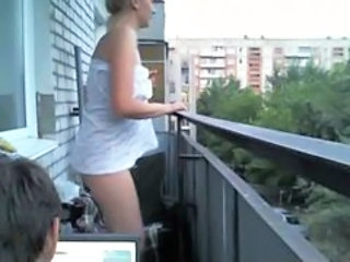 Outdoor Russian Teen