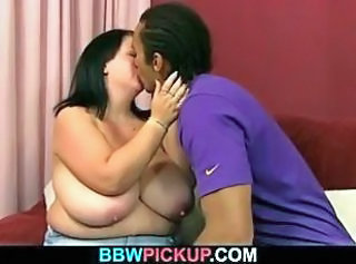 BBW Big Tits Interracial MILF SaggyTits