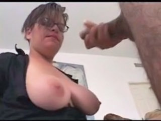 "Chubby Glasses Girl Fucked On Couch by TROC"" target=""_blank"