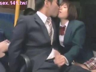 Asian Blonde Handjob Japanese Public Student Uniform