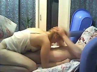 Amateur Blonde Blowjob Homemade Wife