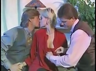 European French MILF Threesome Vintage