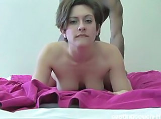 Amateur Casting Doggystyle Interracial Teen