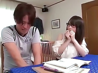 Asian Erotic Glasses Japanese Student Teen