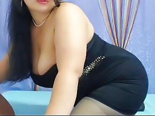 Big Tits Chubby MILF Webcam