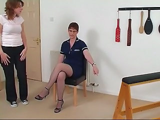 Spanked For Stealing