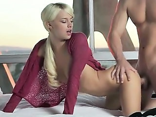 Doggystyle European Teen