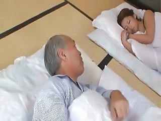 Asian Japanese MILF Sleeping