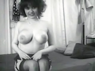 Amateur Big Tits Homemade MILF Stripper Vintage