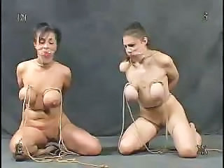 Bondage Fetish Twins