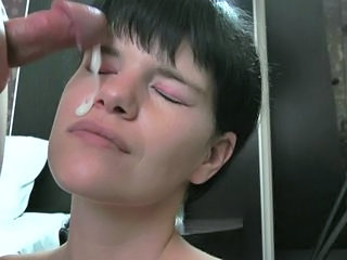 Cumshot Facial Girlfriend Webcam