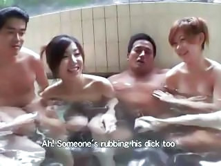 Asiatisk Brud Japansk Pool Swingers