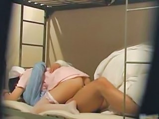 Asian Clothed  Nurse Riding Uniform Voyeur