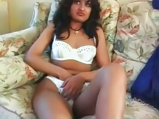 Indian sexy milf fucked wide of white guy