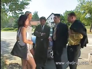 Groupsex Outdoor Spanish