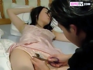 Asian Fetish Korean Lingerie Sleeping Teen