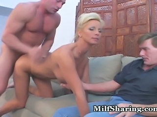 Cuckold Doggystyle Hardcore MILF Wife