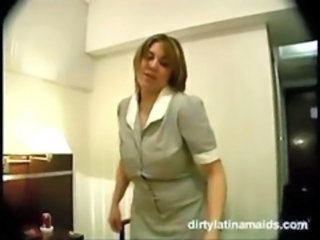 Latina Maid MILF