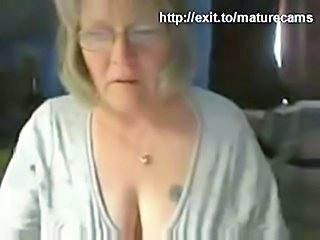 54 years busty granny, homealone fingering  free