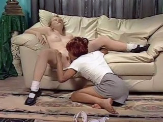Lesbian Licking Old and Young Student Teacher Teen