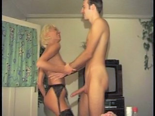 Amateur Big cock Blonde European German Homemade Mature Mom Old and Young
