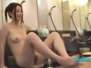 Asian Feet Fetish Legs