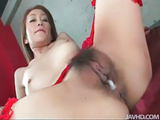Asian Creampie Hairy Japanese Mature