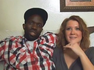 Amateur Novia Interracial