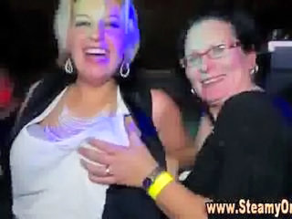 Amateur CFNM Mature MILF Party