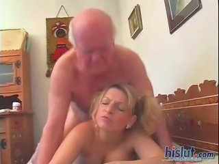 Daddy Daughter Doggystyle Old and Young Teen