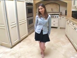 Cute Kitchen Teen