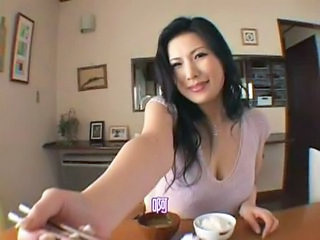Asian Japanese Kitchen MILF