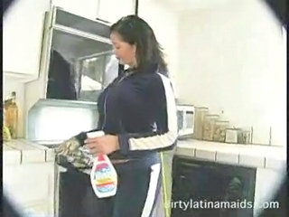 Kitchen Maid Voyeur