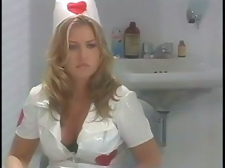 Amazing MILF Nurse Uniform