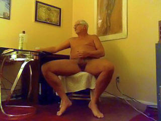 Man Webcam