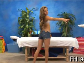 Jeans Massage Teen