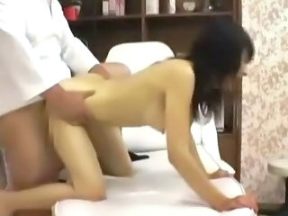 Asian Doggystyle Hardcore  Japanese Massage Teen