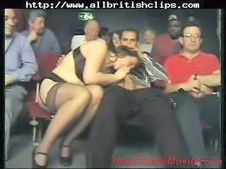 Blowjob British European Gangbang Lingerie Public Stockings