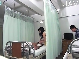 Asian Handjob Japanese Nurse