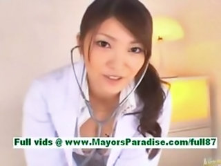 Asian Babe Cute Doctor Japanese Uniform