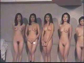 Amateur Asian Nudist Public